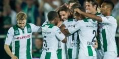 Groningen maakt vijf doelpunten tegen derdeklasser