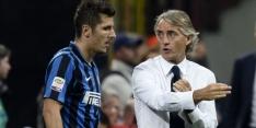 Jovetic enkele dagen uit de roulatie bij Internazionale