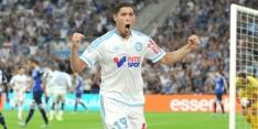 Marseille viert eerste winst met half dozijn goals