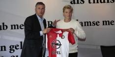 "Talent Hansson tekent bij Feyenoord: ""De juiste plek"""