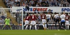 De Jong en Janmaat scoren voor Newcastle United