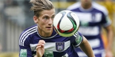 Anderlecht neemt in zomer afscheid van talentvolle Praet