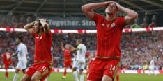 Groep B: Wales verzuimt klus af te maken, België wint