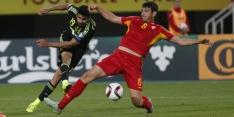 Groep C: Spanje dankzij 'lucky goal' langs Macedonië