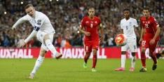 Groep E: Rooney topscorer aller tijden van Engeland