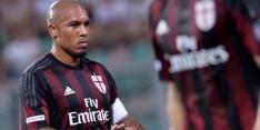 AC Milan loopt zich vast op muur van Carpi