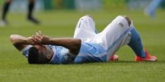 Man City treedt zonder Agüero aan tegen Juventus