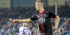 Henriksen leidt AZ langs dolend De Graafschap