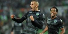Sporting krijgt tiental Nacional pas laat op de knieën