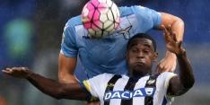 Hoedt wint dankzij invaller Matri bij debuut voor Lazio