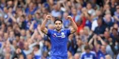 Falcao niet opgenomen in CL-selectie van Chelsea