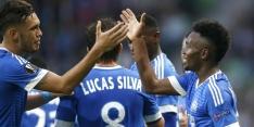Marseille heeft tweede plaats beet na doelpuntrijke zege