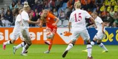 Oranjedames winnen van Denemarken op trainingskamp