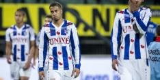 """Heerenveen verliest weer: """"We doen het niet als team"""""""
