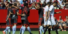 Sevilla wordt te laat wakker tegen verrassend Celta
