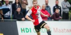 Guidetti hielp Feyenoord handje in jacht op Gustafson