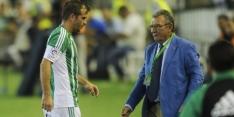 Real Betis herpakt zich zonder Nederlands tweetal