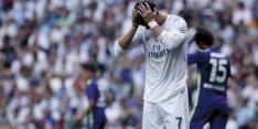 Real Madrid en Malaga in balans, Amrabat krijgt rood