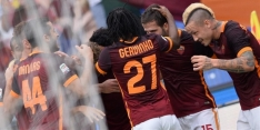 AS Roma scoort vijf keer tegen promovendus Carpi