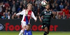 Fischer mag starten bij Ajax na sterke invalbeurt