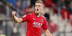 """Henriksen: """"Onder Vd Brom kom ik meer aan aanvallen toe"""""""