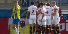 NAC Breda wint weer eens, VVV en Eagles juichen ook