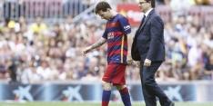 Luis Enrique gebruikt absentie Messi als motivatie