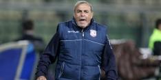 Serie A-promovendus ontslaat coach na zes duels