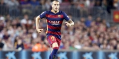 Sandro krijgt kans bij Barcelona door blessure Messi