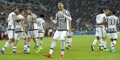 Juve wint eindelijk weer, ook 'Nederlands' Lazio succesvol