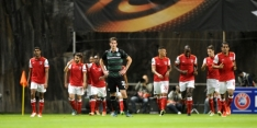 Sporting Braga schakelt Sion uit in Europa League