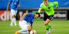 Molde FK is al met het hoofd in de volgende ronde