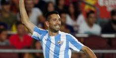 Laagvlieger Malaga heeft eindelijk overwinning beet