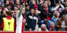 Denen ondanks goal Fischer onderuit tegen Bosnië