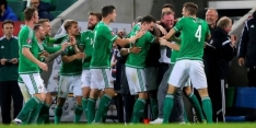 Noord-Ieren blijven winnen, Wales gaat onderuit