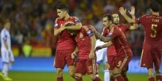 Groep C: Spanje pakt EK-ticket, Slowakije verzaakt