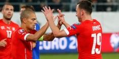 Zwitserland alsnog met aardig gevoel naar EK 2016