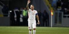 Nederland wint moeizaam en wacht resultaat Turkije af