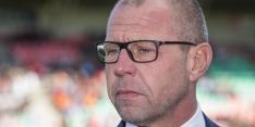 'Fred Grim rond met Cambuur, KNVB ligt vooralsnog dwars'