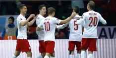 Duitsland en Polen naar EK, play-offs voor Ierland