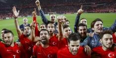 Turkije plaatst zich zelfs direct voor EK na winst op IJsland