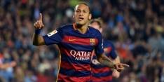 Neymar leidt Barça naar geflatteerde zege op Vallecano