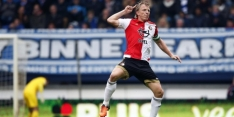 Feyenoord geeft Heerenveen ongenadig pak slaag