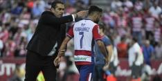 Granada geeft overwinning weg na twee rode kaarten