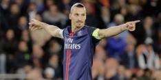 """Ibrahimovic: """"Dit moet herinnering voor het leven worden"""""""