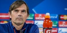 """Cocu wil zege met PSV: """"Anders afhankelijk van anderen"""""""
