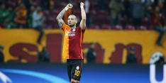 Sneijder en Donk boeken overwinning op laagvlieger