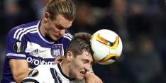 Anderlecht pakt volle buit tegen Tottenham Hotspur