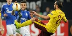 Koploper Schalke slaat aanval Sparta Praag af