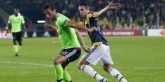 Van Persie mag bij Fenerbahçe starten in EL-duel